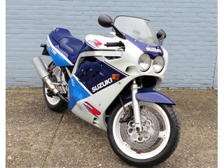 Suzuki - GSX R-750 1989 COLLECTORS ITEM