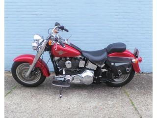 Harley-Davidson - FAT BOY FLSTF